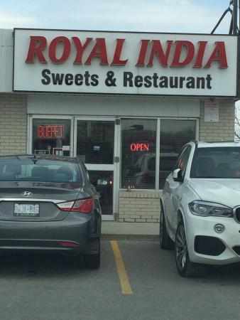 Royal India Sweets & Restaurant