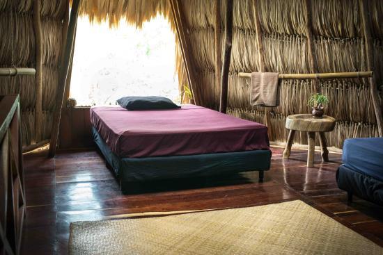 El Remate, Guatemala: Dorm
