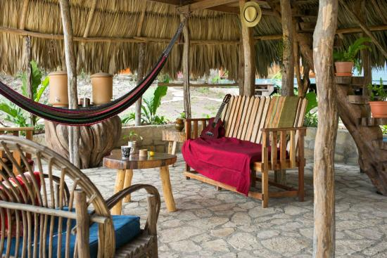 El Remate, Guatemala: Chilling Space