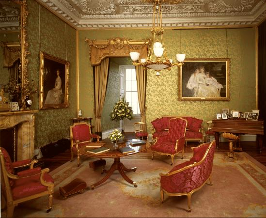 Thirlestane Castle: State Drawing Room