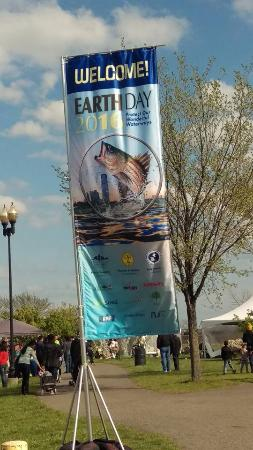 Liberty State Park: On Earth Day 2016