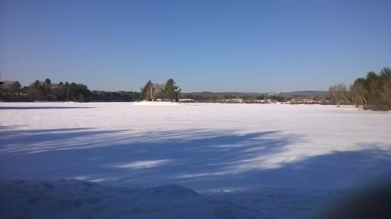 Farmington, CT: Dunning Lake During February