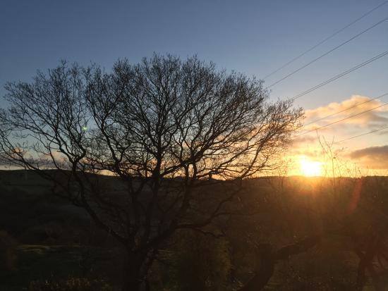 Eldwick, UK: Sunrise