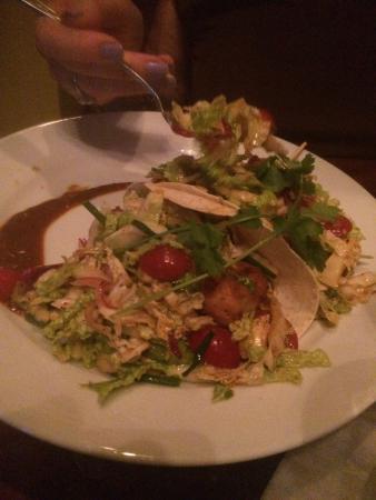 "Tryst: ""Sol Kitchen"" Mahi Tacos"