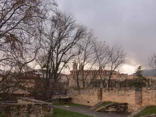 Centro de Interpretacion de las Fortificaciones de Pamplona : Vista panorámica