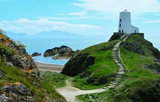 Island Of Anglesey Fotograf 237 A De Isla De Anglesey Norte