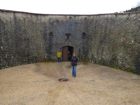 Centro de Interpretacion de las Fortificaciones de Pamplona : Centro del Baluarte
