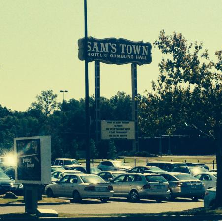 Sam's Town Hotel & Gambling Hall: Just a few taken in September 2015. Loved this place!