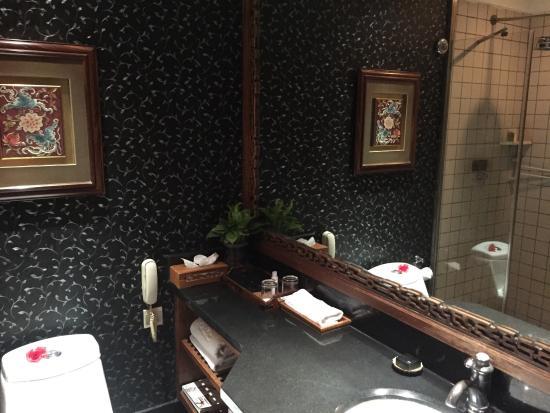 Auspicious Business Hotel: Tolles Hotel, von innen und außen, Traditioneller Retro Style wie im alten China