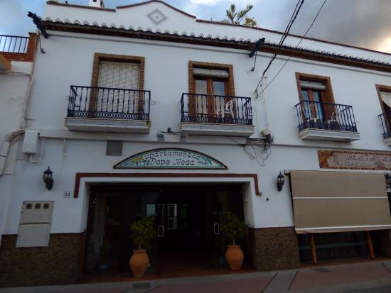 Apartamentos Pepe Mesa