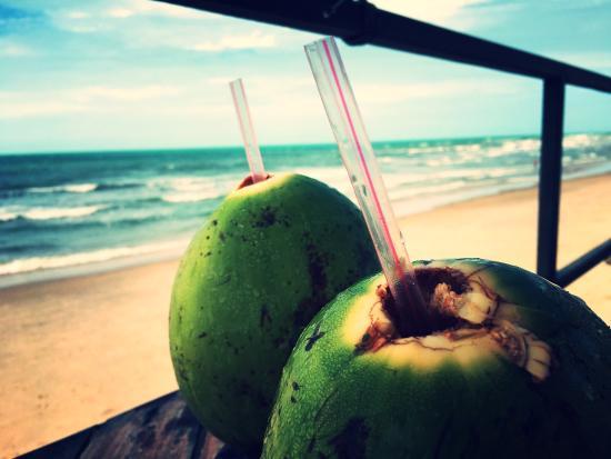LazyDays Beach Bar and Restaurant: Praia inesquecível!