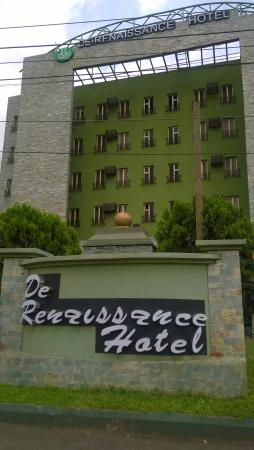 De Renaissance Hotel Bild