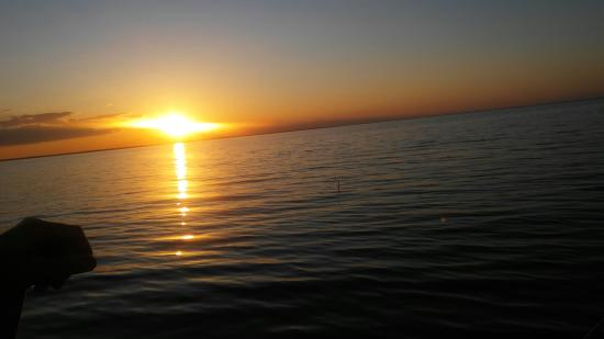 Astor, FL: Sunset Lake George