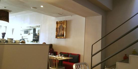 Cafe Mercier: Cadre sympa