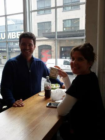 Hale and Hearty Soups--Ninth Avenue: Hale and Hearty