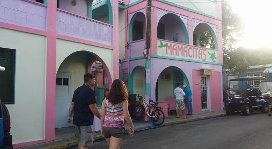 Mamacitas Restaurant and Bar : Mamacita's Bar & Grill!