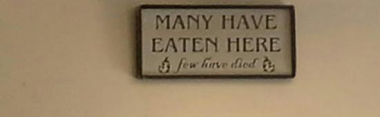 Holderness, NH: Good Eats!