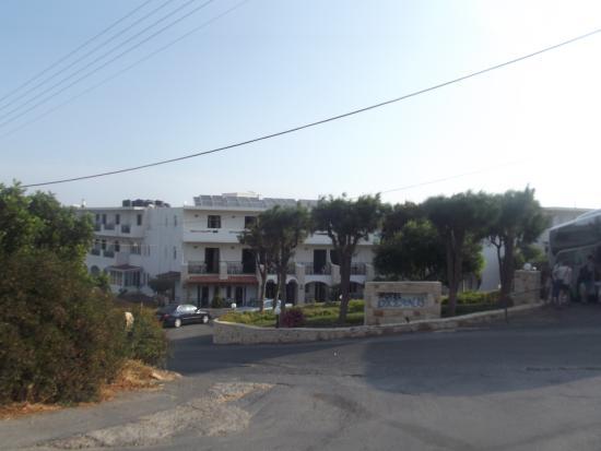 Hotel Oceanis Photo