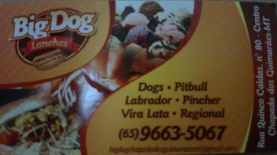 Big Dog Lanches