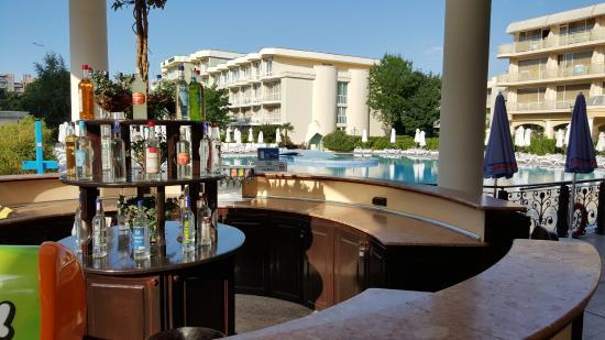 Club Calimera Sunny Beach: Bar am Pool