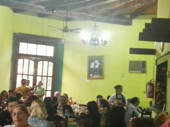 La Banda, Argentina: Parrilla Chavez