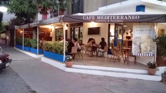 Cafe Mediterraneo Nunoa
