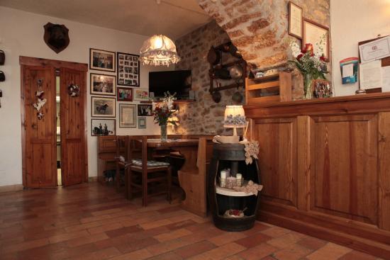 Agriturismo Bartoli: sala relax
