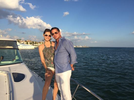 Biscayne Bay & Millionaire's Row | Boat Tour | Miami | Florida |Boat Trip Miami Key Biscayne