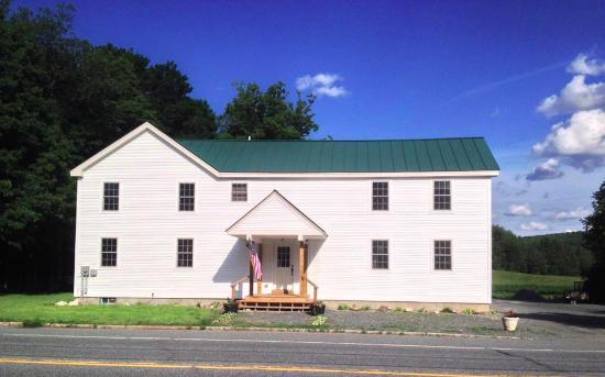 Plainfield, NH: Exterior-Main Street