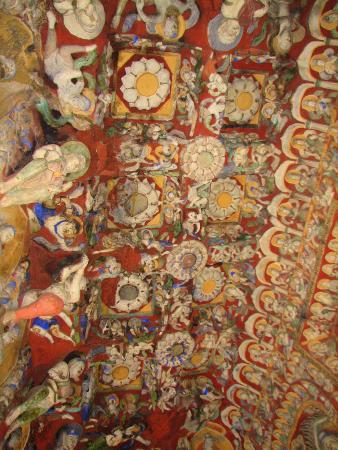 Datong, China: 50000 esculturas coloridas nas cavernas