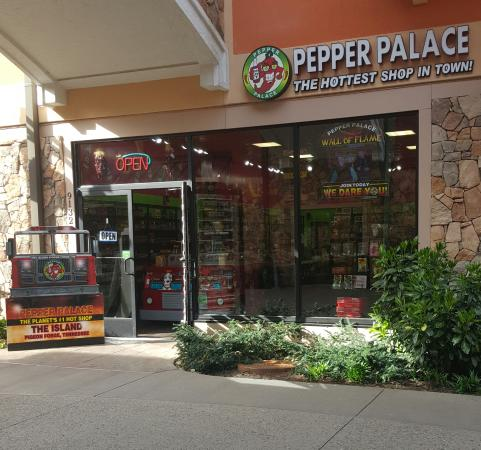‪Pepper Palace in the Island‬