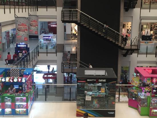 San Silvestre Centro Comercial
