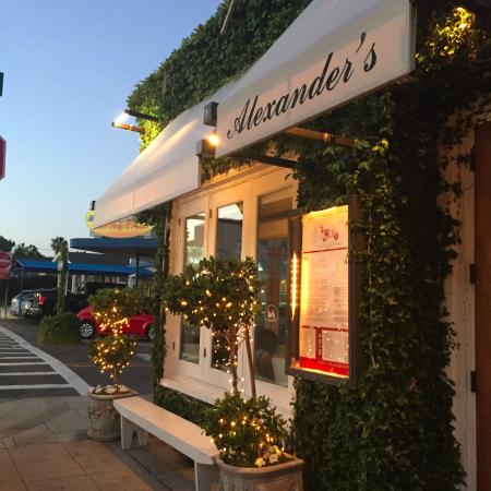 Alexander S San Diego Menu Prices Restaurant Reviews