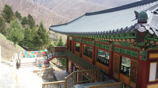Sangwonsa Temple