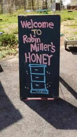 Honey Brook, Pensilvania: Welcome to a real honey farm!