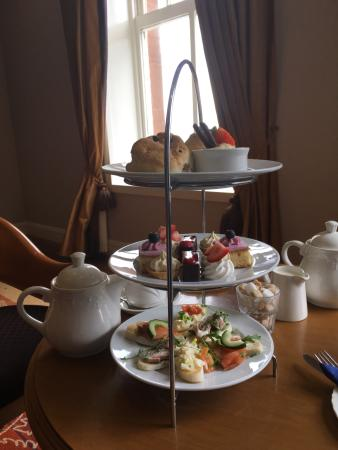 Afternoon Tea at Arran Bar