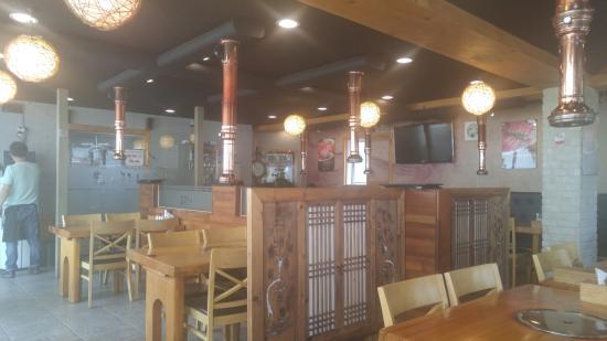 Goguryeo Hardwood Charcoal Grill