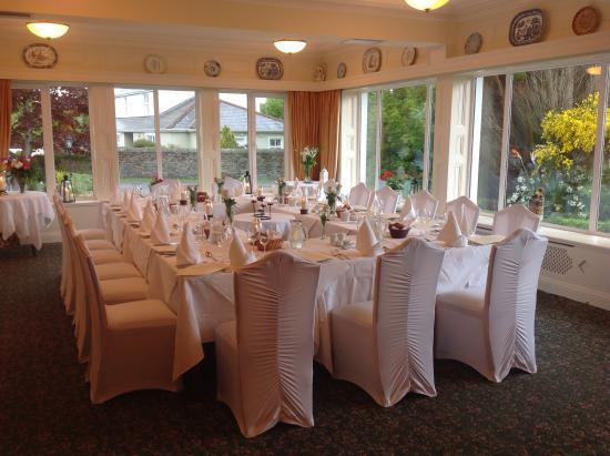Loch Lein Country House: Restaurant
