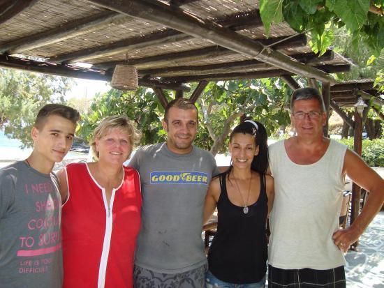 Batsi, Grecia: Geweldige tijd gehad in 2013 en komen terug in 2016