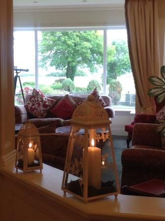 Loch Lein Country House: Lounge