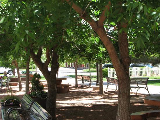 St. George, UT: Nice shade