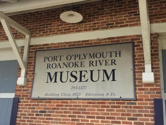 Port O'Plymouth Museum : Museum