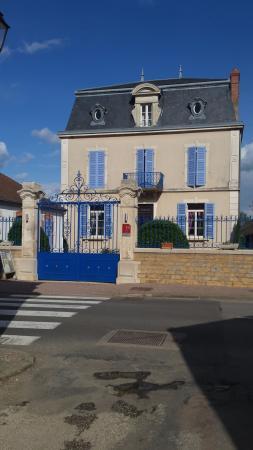 St Boil, France: Hôtel du Cheval Blanc