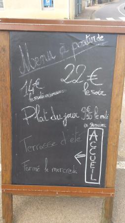 St Boil, France: tarifs