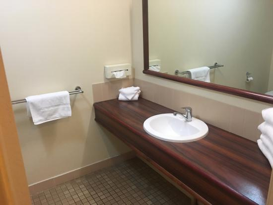 Bomaderry, Australia: Family Suite bathroom