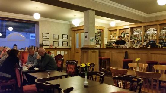 Corbie Inn: Bar
