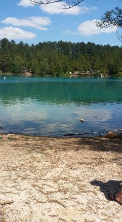 Texan Scuba Inc: Lagoon #2 Site #6