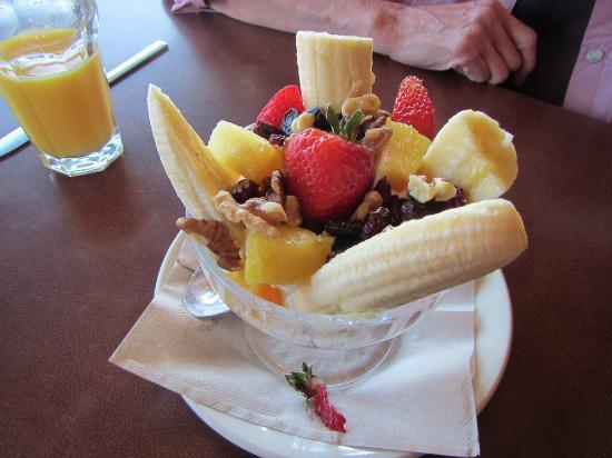 Flying Star Cafe - Corrales: Breakfast Sunday (served any day)