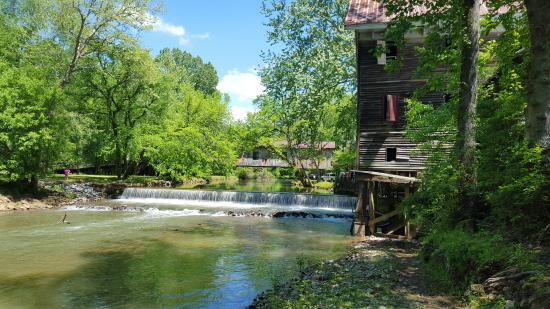 Kymulga Grist Mill & Covered Bridge
