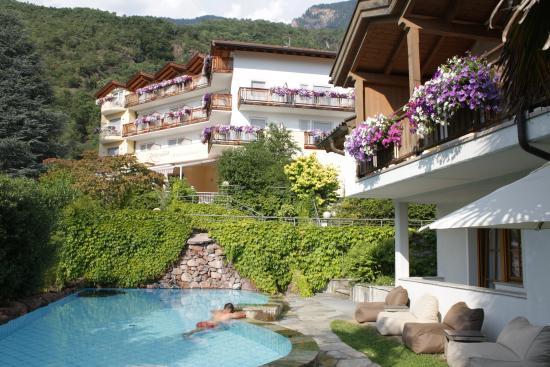 Gartenresidence Stephanie: Schwimmbad Residence- piscina residence